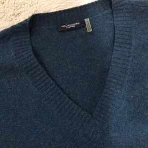 Magaschoni v-neck sweater MEDIUM